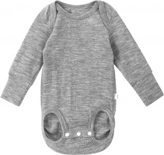 Body Reima Utu - Melange Grey